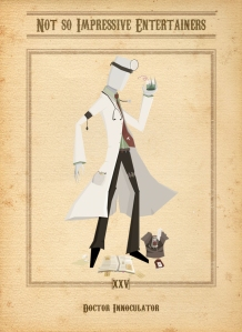 NSIE 25 - Doctor Innoculator