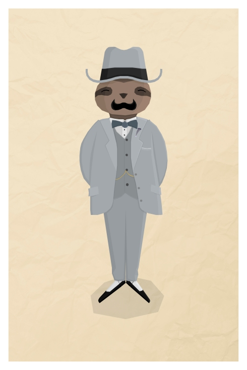 Slothcule Poirot